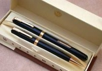 Boxed Waterman 515 Fountain Pen/Pencil Set