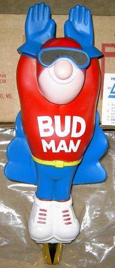 Budman Tap Marker 1991