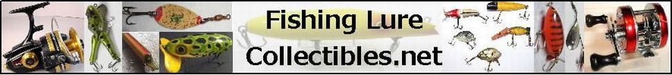 Banner Fishing Lure Collectibles