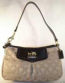 Coach Madison OP Art Purse