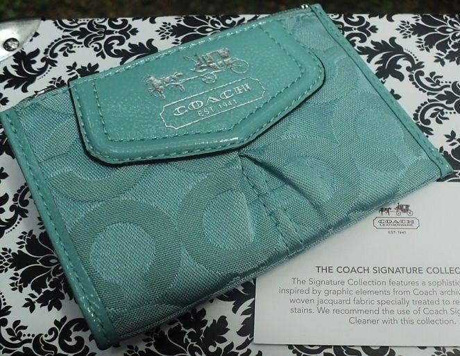 OP Art Mini Skinny 43252 Turquoise