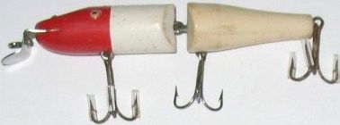 Creek Chub Jointed Pikie 2600 Lure Sold $6.95