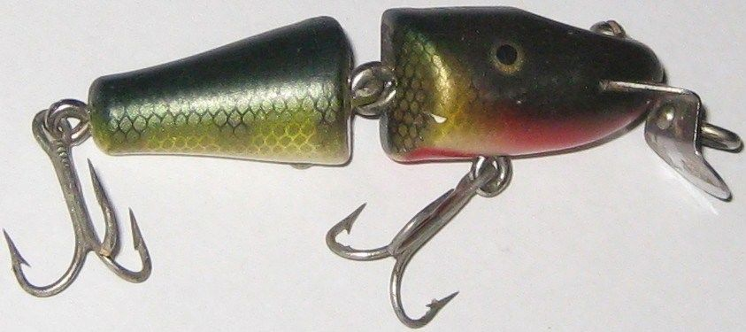 Creek Chub Jointed Spinning Pikie Lure Sold for $9.99