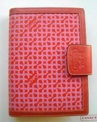 COACH Day Planner OP Art Print