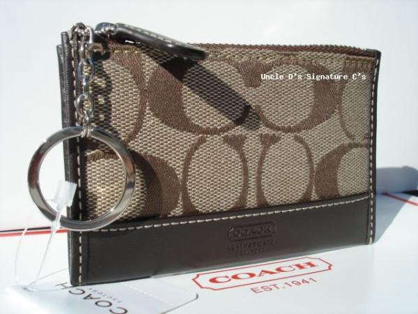 Coach Designer Signature Mini Skinny 40670