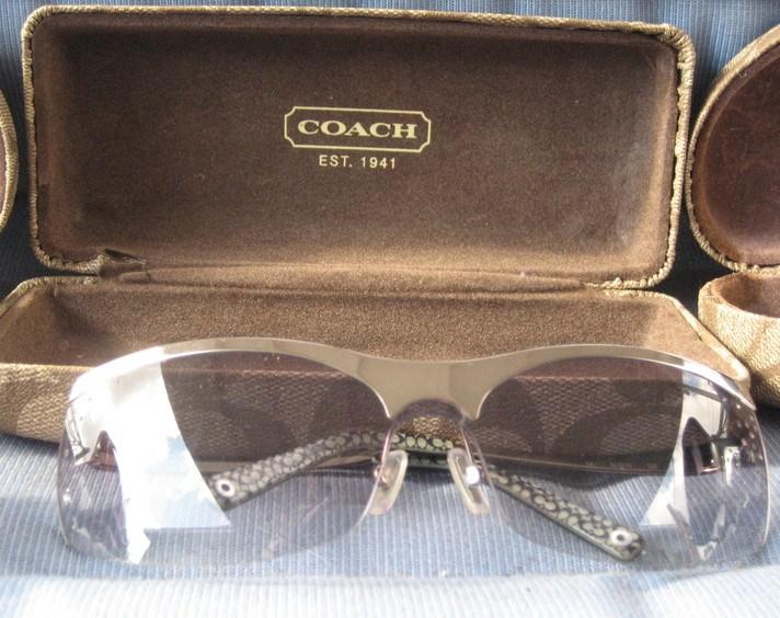 Coach Jeniffer S321 Sunglasses