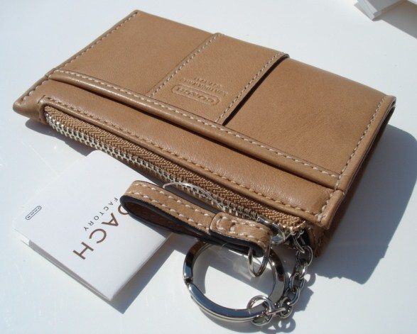 Coach Legacy 3484_Coin Card Wallet