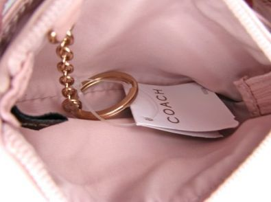 COACH Parker Coin Purse Inside