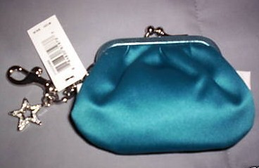 Coach Women's Satin Change wallet