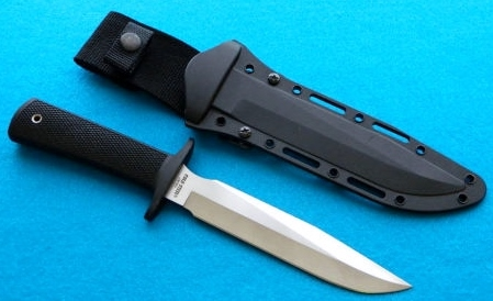 Cold Steel ODA San Mai III Fixed Blade Knive