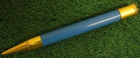 Vintage Conklin Blue Ladies Pencil