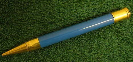 Conklin Vintage Blue Ladies Pencil