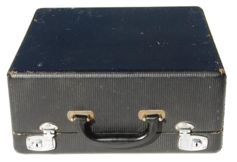Corona Sterling Portable Typewriter Case