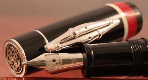 Delta Maori Limited Edition Fountain Pen