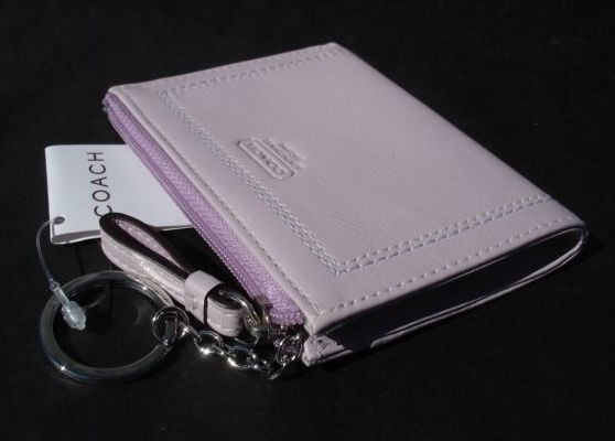 Leather Lilac Mini Skinny