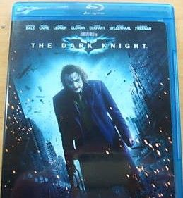 Dark Knight Blu-Ray DVD Used