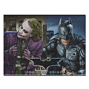 Dark Knight Jigsaw Puzzle