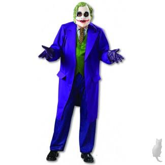 Dark Knight Joker Costume with Mask