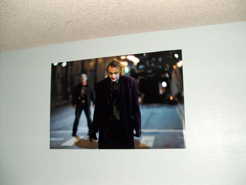 Dark Knight Joker Movie Banner
