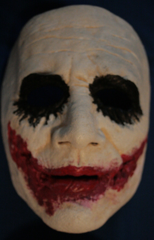 Dark Knight Joker Resin Mask