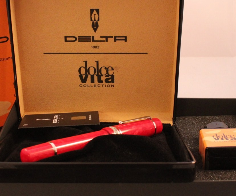Delta Dolce Vita Star Collection Julius Caeser Limited Edition