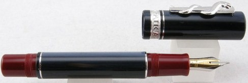Delta Hippocratica Limited Edition Fountain Pen Fine Nib 18K