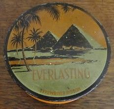 Everlasting Typewriter Ribbon Tin