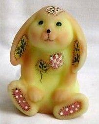 Fenton Burmese Patches Flop Ear Bunny