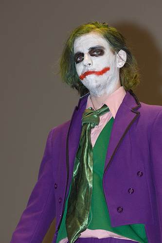 Dark Knight Female Joker Costume