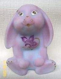 Fenton Blue Burmese Lop Eared Bunny Rabbit
