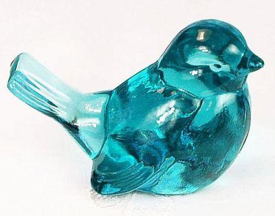 Fenton Bird in Robins Egg Blue