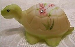 Fenton Turtle Natural Animal Series 2008