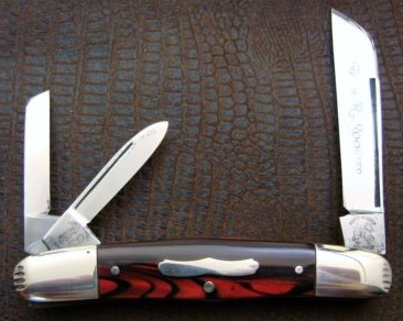 Fight'n Rooster Knife Congress Whittler