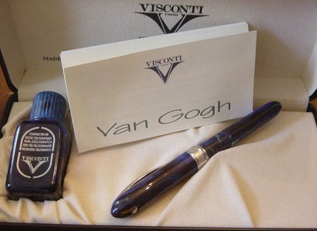 Visconti Fountain Pen/Firenze Van Gogh Collection