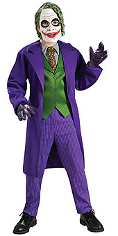 Full Dress Joker Costume