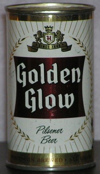 Golden Glow Beer/Huber Brewing Company-Monroe, Wisconsin