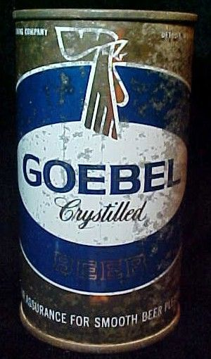 Vintage Goebel Flat Top/Detriot, MI