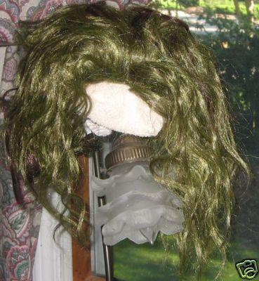 Green Joker Wig