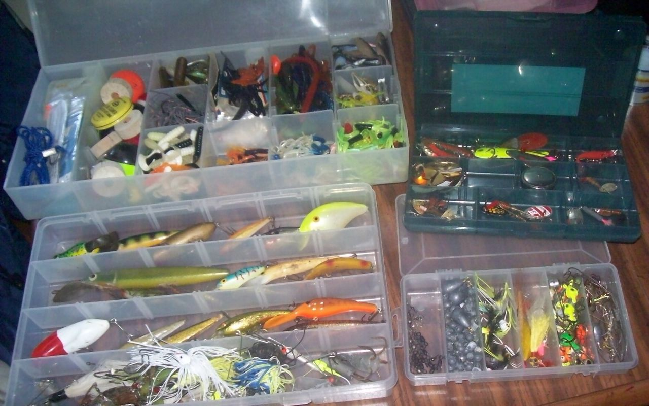 fishing lure lots | new-vintage-classic-old lures for sale -, Fishing Bait