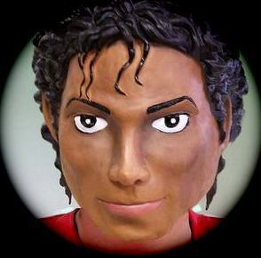 Michael Jackson Halloween Thriller Type Party Mask