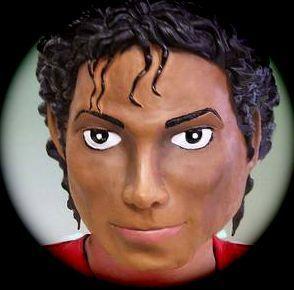 Michael Jackson Halloween Thriller Type Party Mask