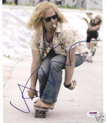 Heath Ledger Autograph Signed Photo PSA - DNA COA