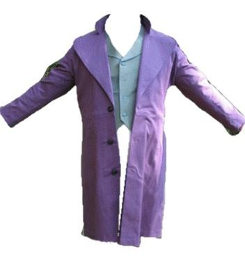 Home made joker coat vest