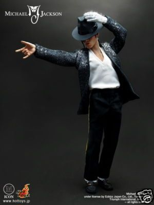 Hot Toys one sixth scale Michael Jackson Billie Jean
