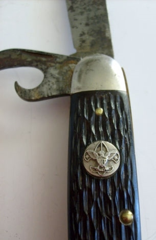Vintage BSA Pocket Knife/Imperial
