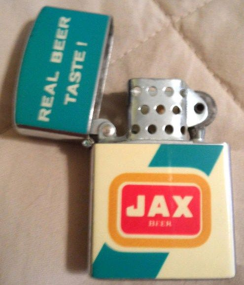 JAX Beer Lighter by Penguin