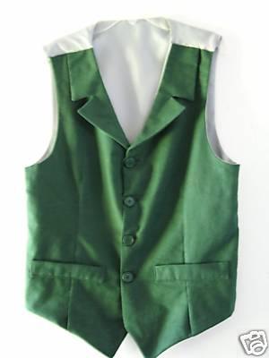 Joker Green Vest Prop