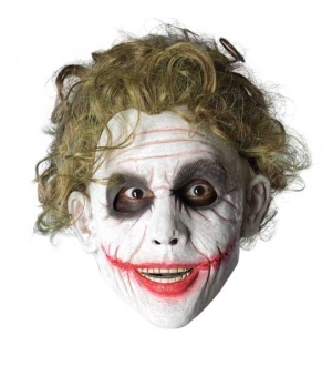 Joker Heath Childs Costume Wig