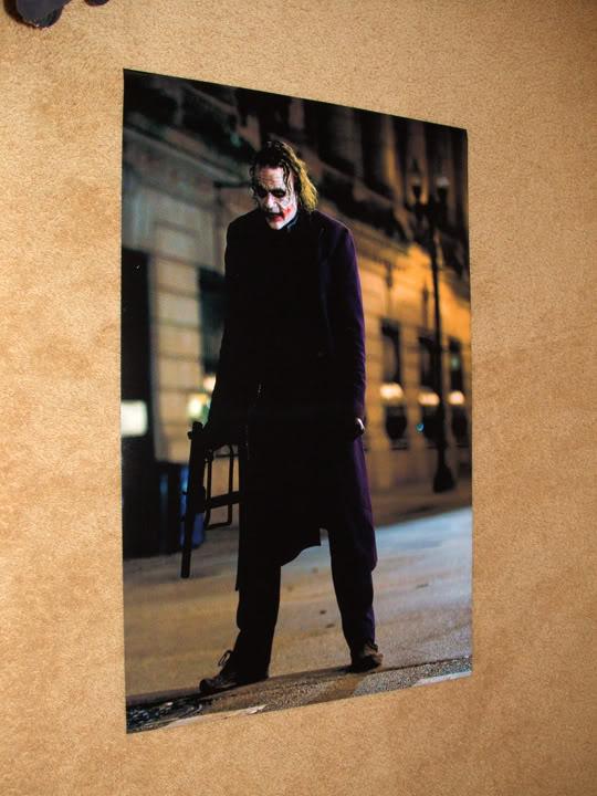 Joker Heath Movie Banner