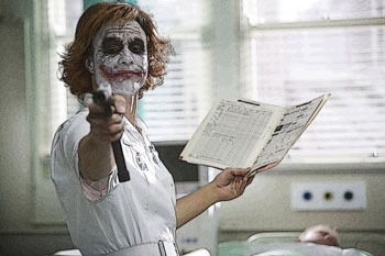 Joker Heath Nurse Film Cell